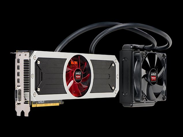 AMD Radeon R9 295X2 launched as 'world's fastest graphics card