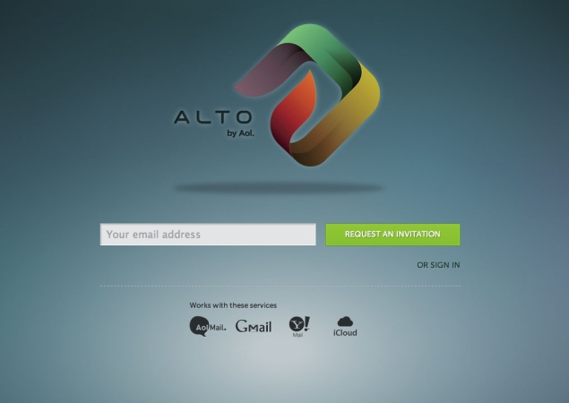 AOL wants to organise your email clutter with Alto