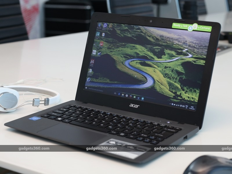 Acer Aspire One Cloudbook 11 Review | NDTV Gadgets360.com