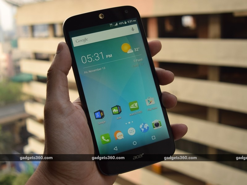 Acer Liquid Z630s Review