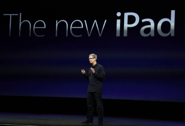 Apple to unveil mini-iPad to take on Amazon, Google