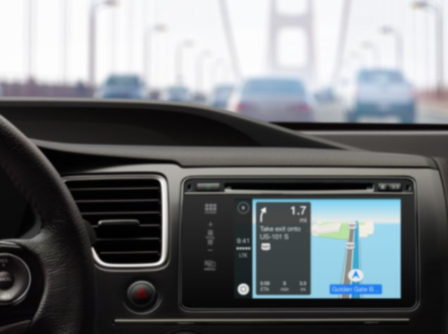 Apple announces CarPlay iPhone integration for in-car maps, music, calls, and apps