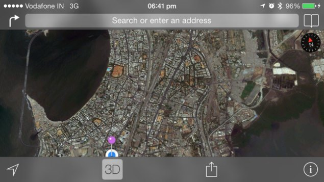 Apple said to be overhauling its Maps app for iOS 8