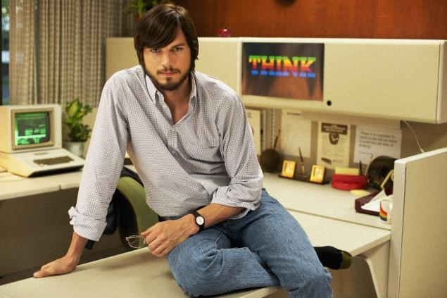 Jobs: Ashton Kutcher on portraying the late Apple co-founder on screen