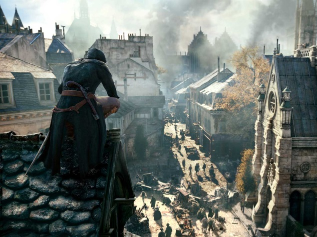 Assassin's Creed Unity Takes Players to Paris During the French Revolution