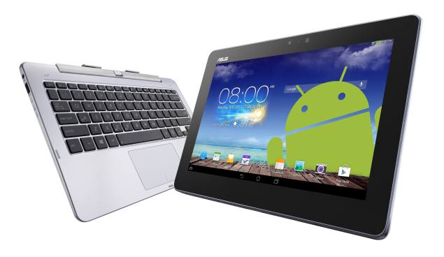 Asus India launches Transformer Book Trio with Android, Windows at Rs. 98,099