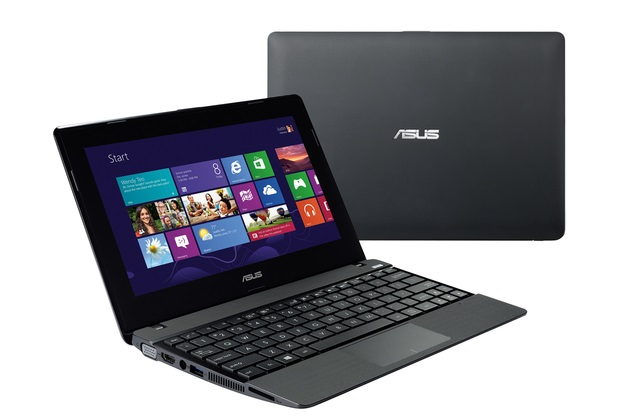 ASUS X102BA laptop with 10.1-inch touchscreen display unveiled