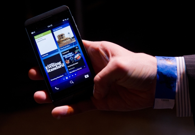 BlackBerry 10 OS review