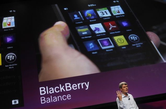 BlackBerry 10 enters testing with RIM's carrier partners