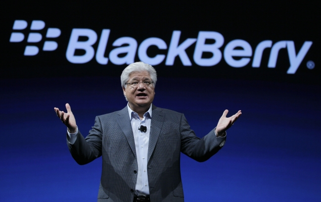 BlackBerry co-founders Lazaridis and Fregin eye counter-bid for the company