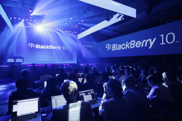 BlackBerry 10-based Q10 and Z10 smartphones unveiled