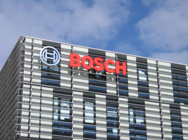 Bosch to shift strategic focus to connected devices and services