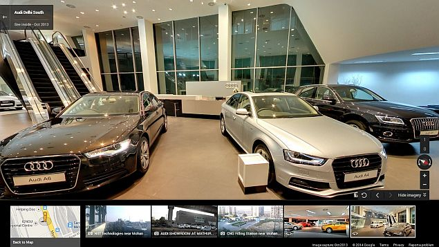 Behind the Scenes With Google Business View's Virtual Walkthroughs