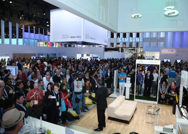 CES 2014: Smartphones roundup