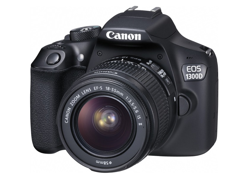 Canon EOS 1300D Entry-Level DSLR Launched Starting Rs