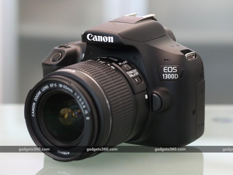 Canon EOS 1300D Review | NDTV Gadgets360 com
