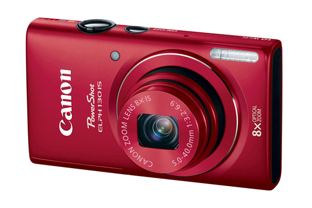 Canon introduces 4 new cameras, including Wi-Fi enabled PowerShot ELPH 130 IS