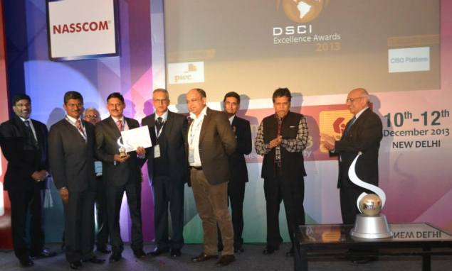 Gurgaon officer given 'Cyber Cop of the Year 2013' award by DSCI