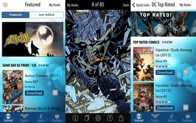 Beyond Comixology: 6 amazing apps for comic book lovers