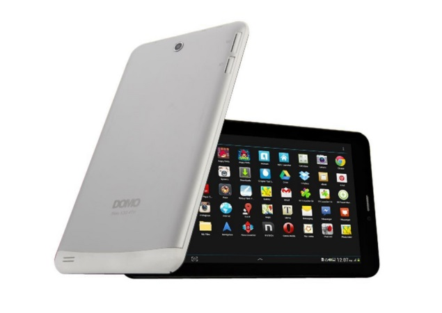 DOMO launches Slate X3G 4th voice-calling tablet at Rs. 12,999