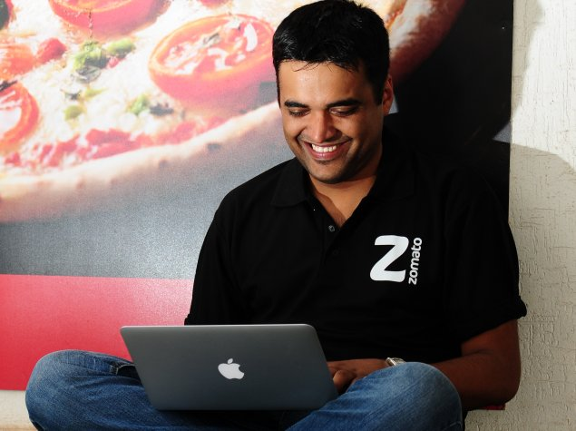Personally Tech: Deepinder Goyal