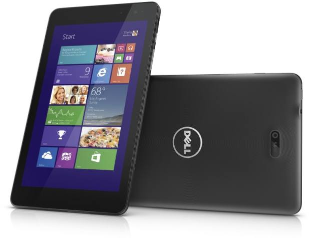 Dell Venue 8 Pro and Venue 11 Pro Windows 8.1 tablets launched in India