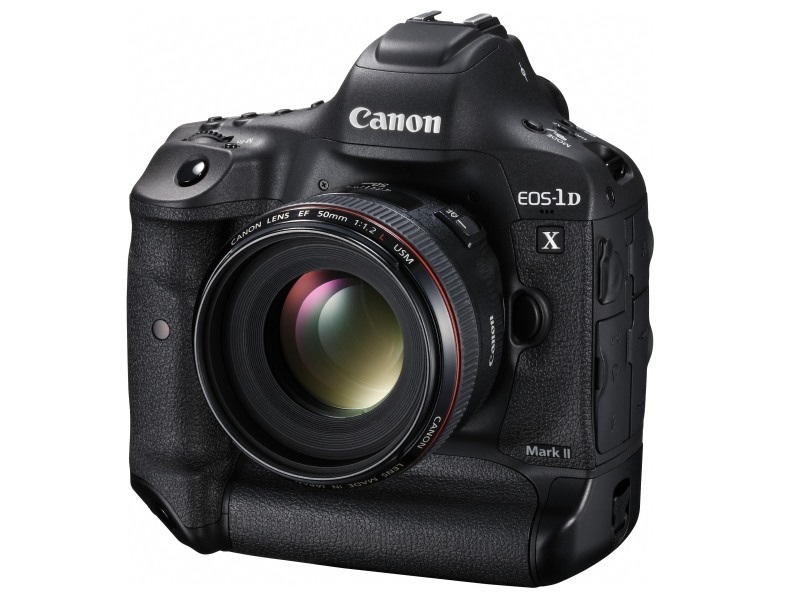 Canon EOS-1D X Mark II Flagship DSLR With 4K Support Launched in
