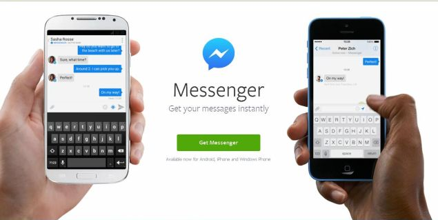 how to appear as active on messenger