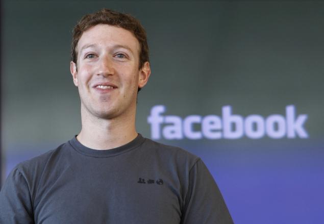 Facebook's Zuckerberg the new mobile king