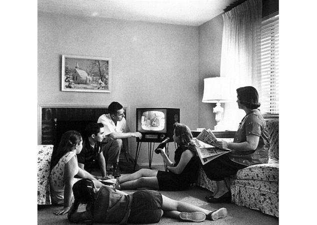 13,000 British households still have black and white TVs