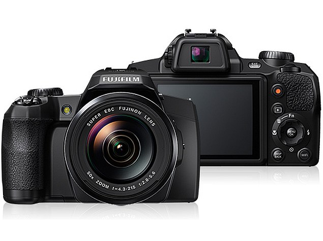 Fujifilm unveils four point and shoot cameras ahead of CES 2014, including FinePix S1