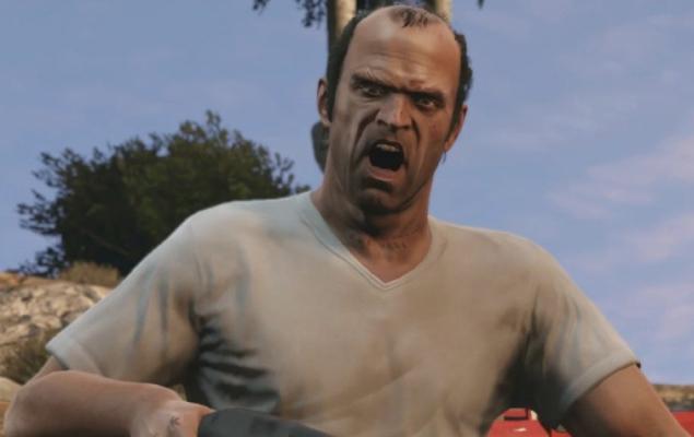 In GTA V, We Are Trevor Phillips. Trevor Phillips Is Us.