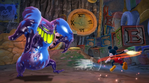 Disney closing 'Epic Mickey' video game studio