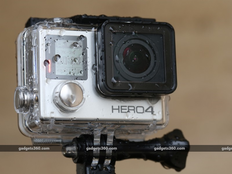 gopro hero 4 black and hero 4 silver review ndtv gadgets360com