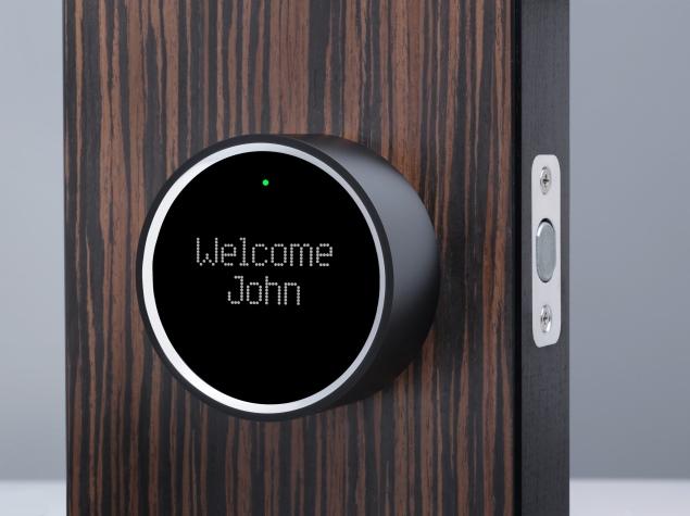 Smartphones To Replace Keys With New Smart Door Locks