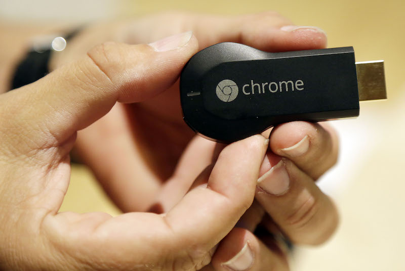 Chrome Gets Inbuilt Google Cast Support; No Extension Required