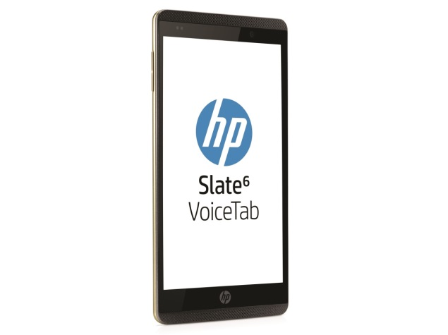HP Slate6 VoiceTab launched in India at Rs. 22,990