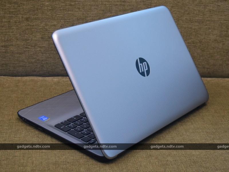 HP 15-ac101TU Review | NDTV Gadgets360.com