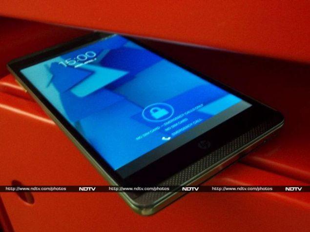 HP Slate6 VoiceTab review