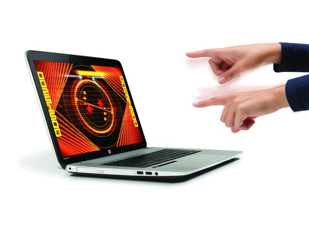 HP Envy 17 with Leap Motion controller launched in India at