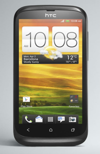 HTC launches first dual-SIM Android smartphone Desire V in Europe
