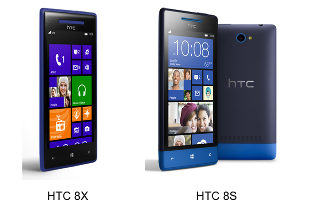 HTC India launches 8X and 8S smartphones with Windows Phone 8