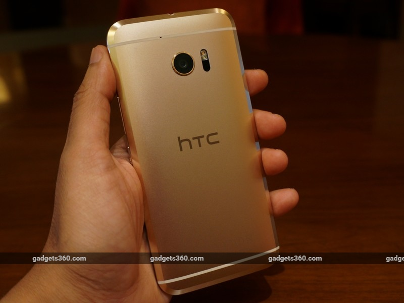HTC 10 Starts Receiving Android 7.0 Nougat Update in India
