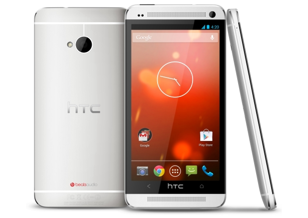 HTC One Google Play edition spotted with Android 4.3