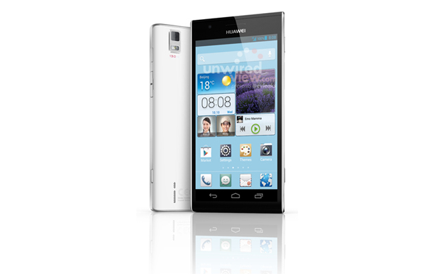 Huawei Ascend P2 with 720p display expected to make MWC debut