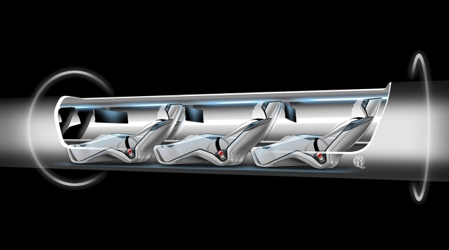 Hyperloop crash-proof capsules could travel at speeds up to