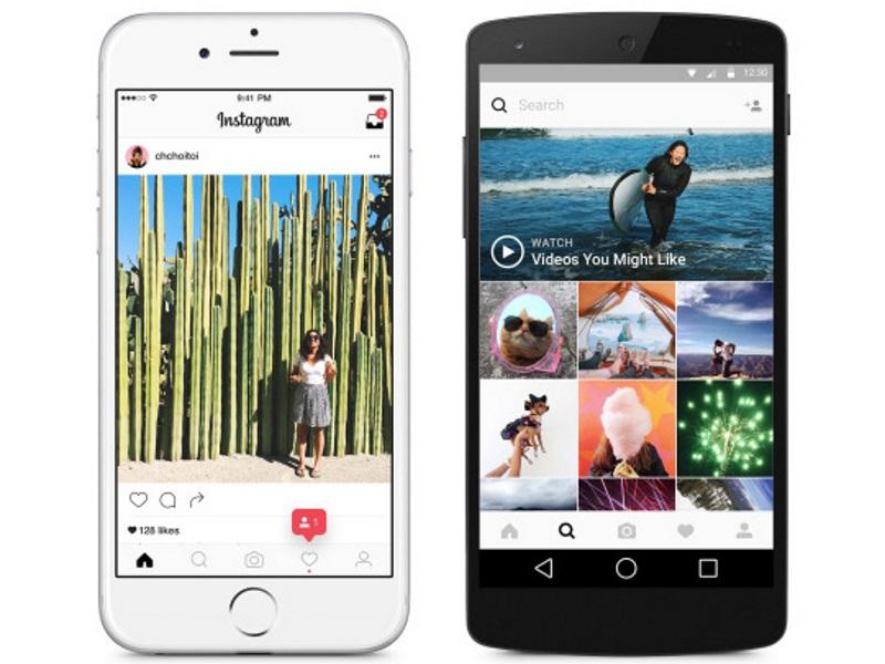 Instagram Overhauls Apps, Logo With Latest Update