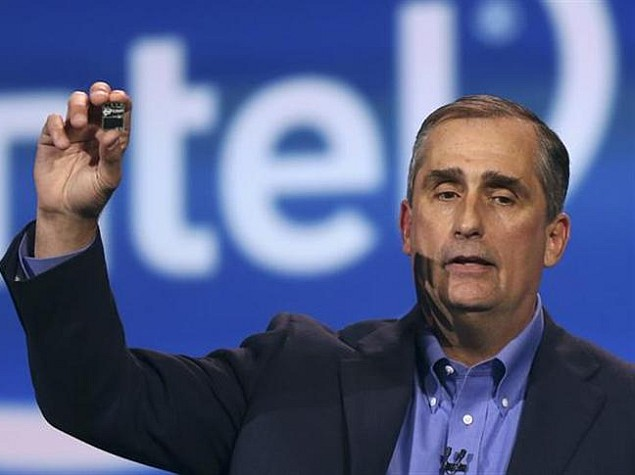 Intel says its processors now made entirely from 'conflict-free' minerals
