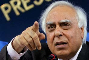 Kapil Sibal rules out changes in cyber law