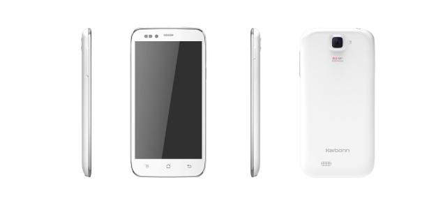 Karbonn Titanium S5 available online for Rs. 11,990